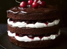 黑森林蛋糕<