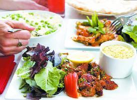 舌尖上的异域风情 芝城的印度餐厅<