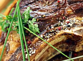 烤羚羊肉<