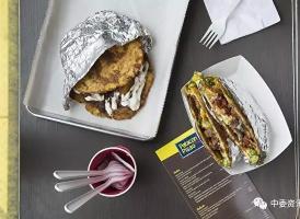 美国纽约著名的委內瑞拉小吃馆Patacon Pisao: 三明治里 夹的是浓浓南美风情<