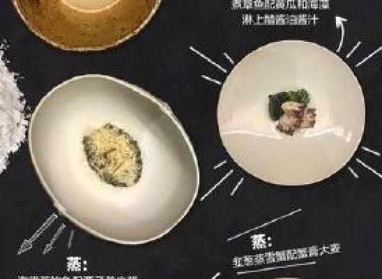 来首尔米其林餐厅Gaon,享用君王set!<