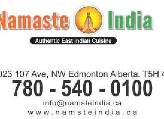 Namaste India 正宗印度美食<
