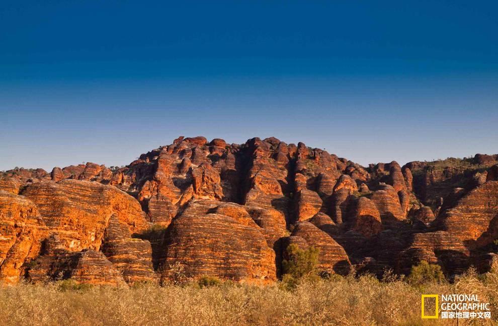野性澳大利亚:不容错过的七大自然奇观