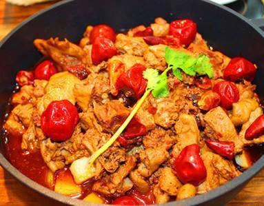 美食小天地:匈牙利特色菜红椒鸡<