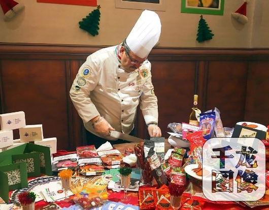 匈牙利美食节登场民族饭店 主打&ldquo;圣诞市集&rdquo;<