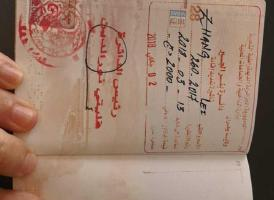 商务签证延期3个月 阿尔及利亚<