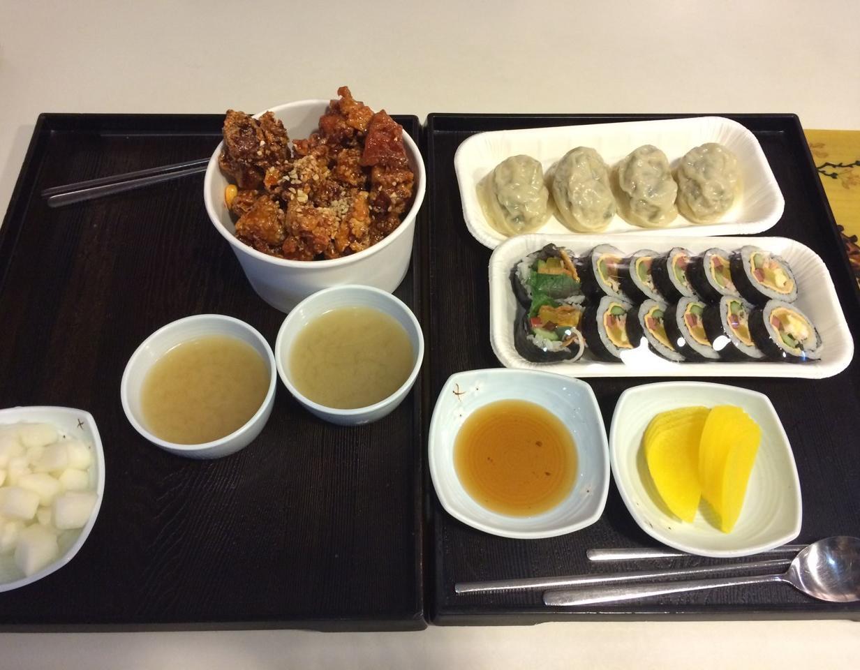 带你见识下一般韩国美食和真正韩国美食都是什么样子的<