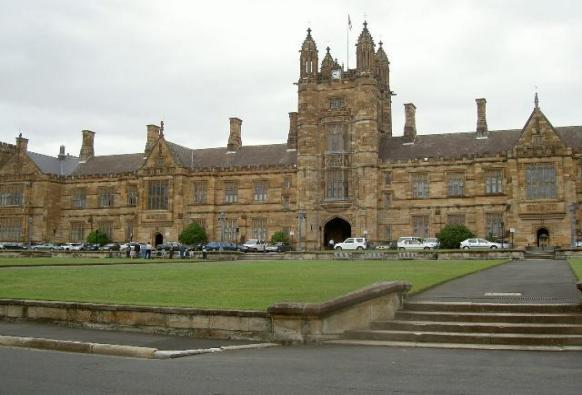 世界顶尖研究型大学——墨尔本大学