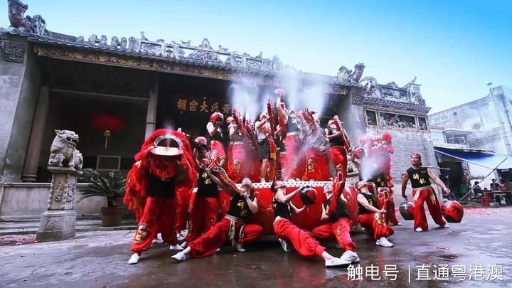 广东省省长向海外侨胞和港澳台同胞致以诚挚的新春祝福_173国电视观众同步收看