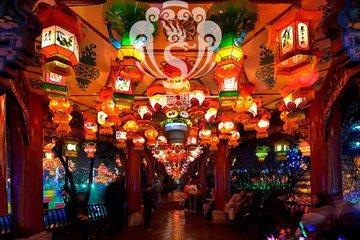 丹麦是一个设计大国,灯具设计享誉世界,不过来自中国的彩灯让她领略到