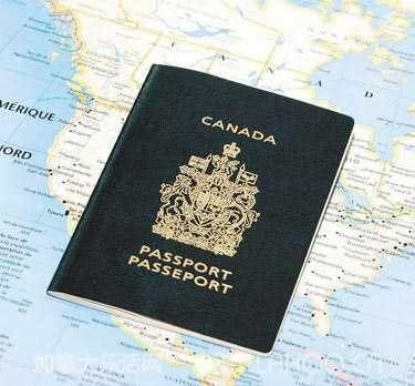 Image result for 加拿大护照