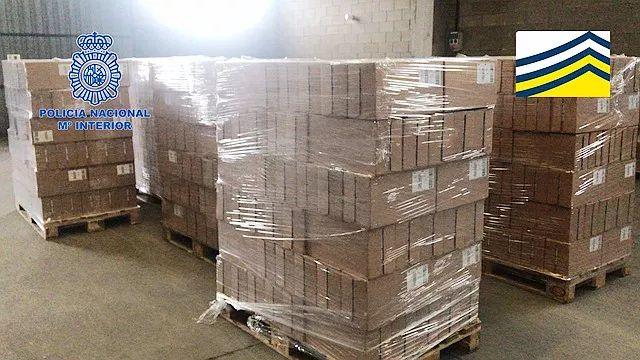 mg电子游戏娱乐城:西班牙查获8吨假名牌奶粉,其中大批运往中国