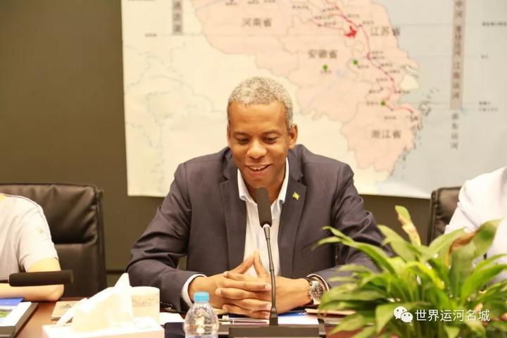 中国-葡语国家经贸合作论坛(澳门)常设秘书处一行来访WCCO