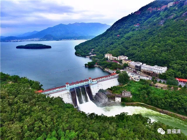 福清这个水库,比杭州西湖大2倍,风景绝美,你去过了吗?