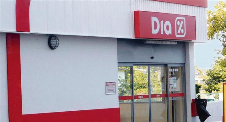 Declive. DIA registró otro trimestre con caídas globables de ventas.