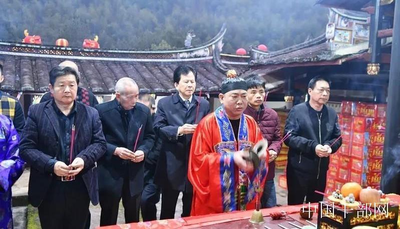 传承祠堂祭祀文化