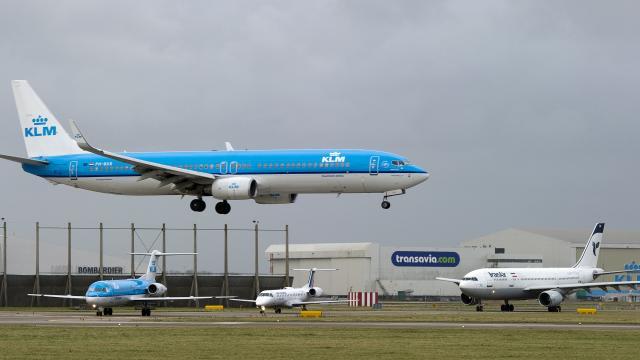 """""""KLM vervoert recordaantal passagiers in 2018""""的图片搜索结果"""