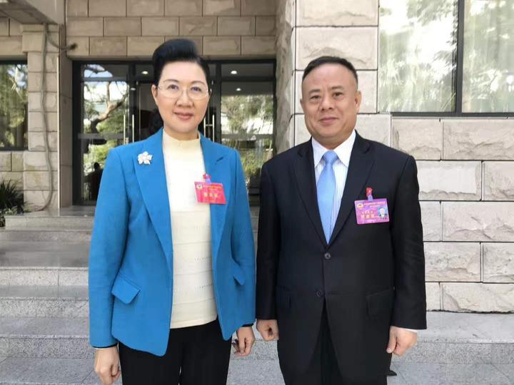 深圳市委常委,统战部长林洁图片