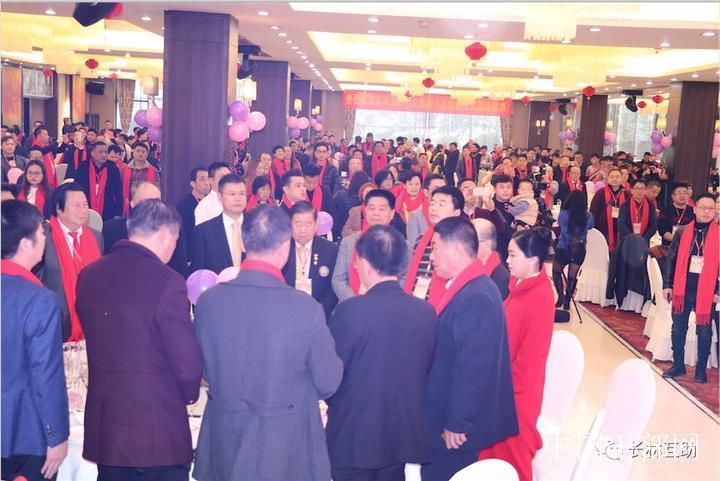 2019林氏迎春联谊会暨长林互助平台揭牌上线启动仪式在南宁隆重举行!