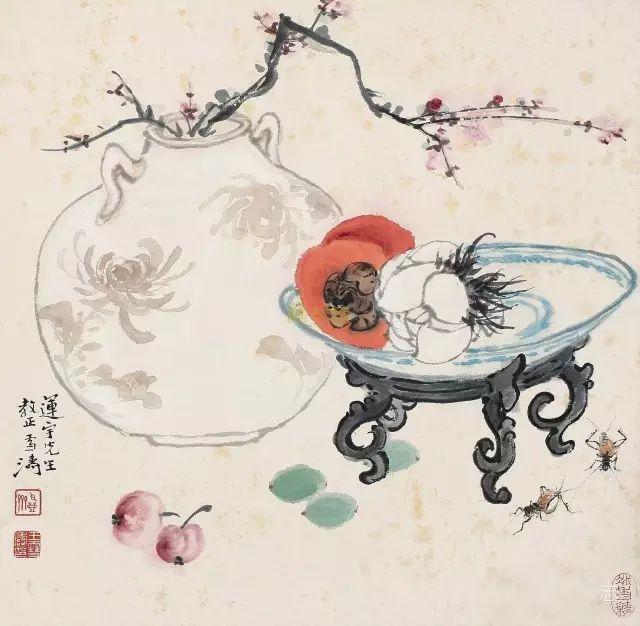 春节诗:文人的年味儿图片