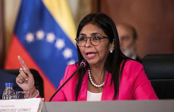 委内瑞拉副总统将前往莫斯科会见俄外长