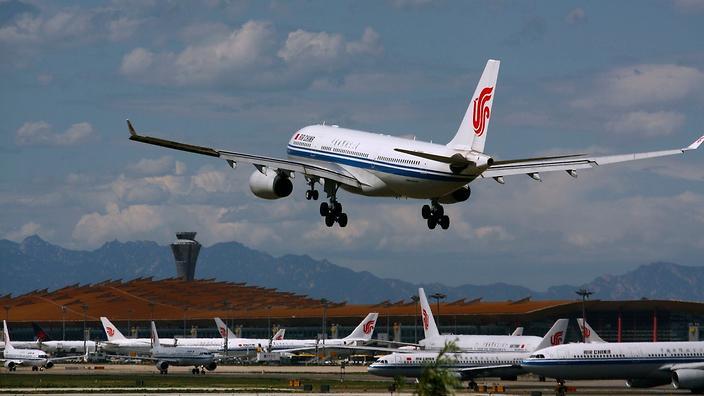 中国国航北京飞洛杉矶航班突发火警,迫降俄罗斯