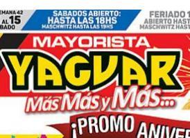 Supermercado Mayorista YAGUAR<