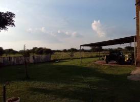 因回国出售 pretoria 白人区2.23公顷小型农场(plot)<