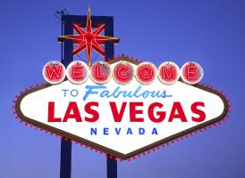 拉斯维加斯招牌 Welcome to Las Vegas Sign<