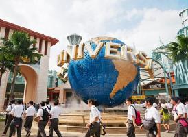 新加坡环球影城 Universal Studios Singapore<