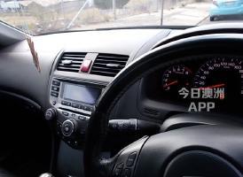 2008 honda accord Euro Luxury Sport 顶配配置 超低里程9800<