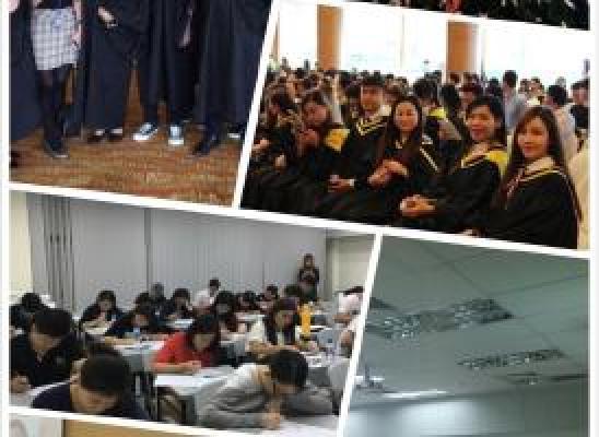 5个月考取国际商业管理大专文凭,每周1-2次,无需担心学费可分期<