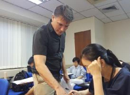 英语能力培训课程,美国老师小班授课!<