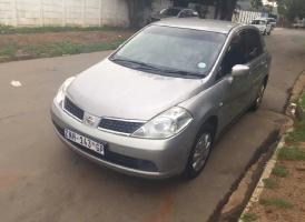 约堡西罗町地区出售日产TIDA,一口价R6万<
