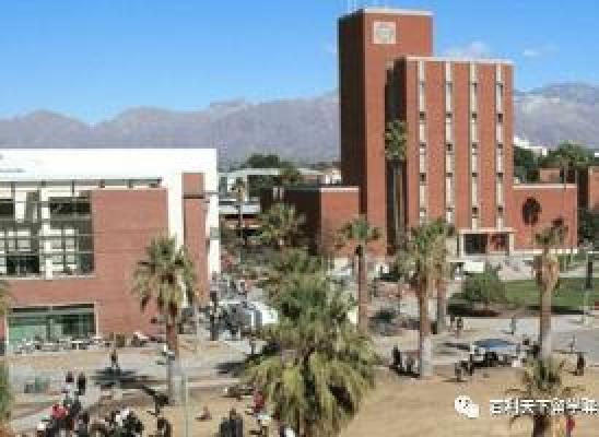 亚利桑那大学之超市(上)<